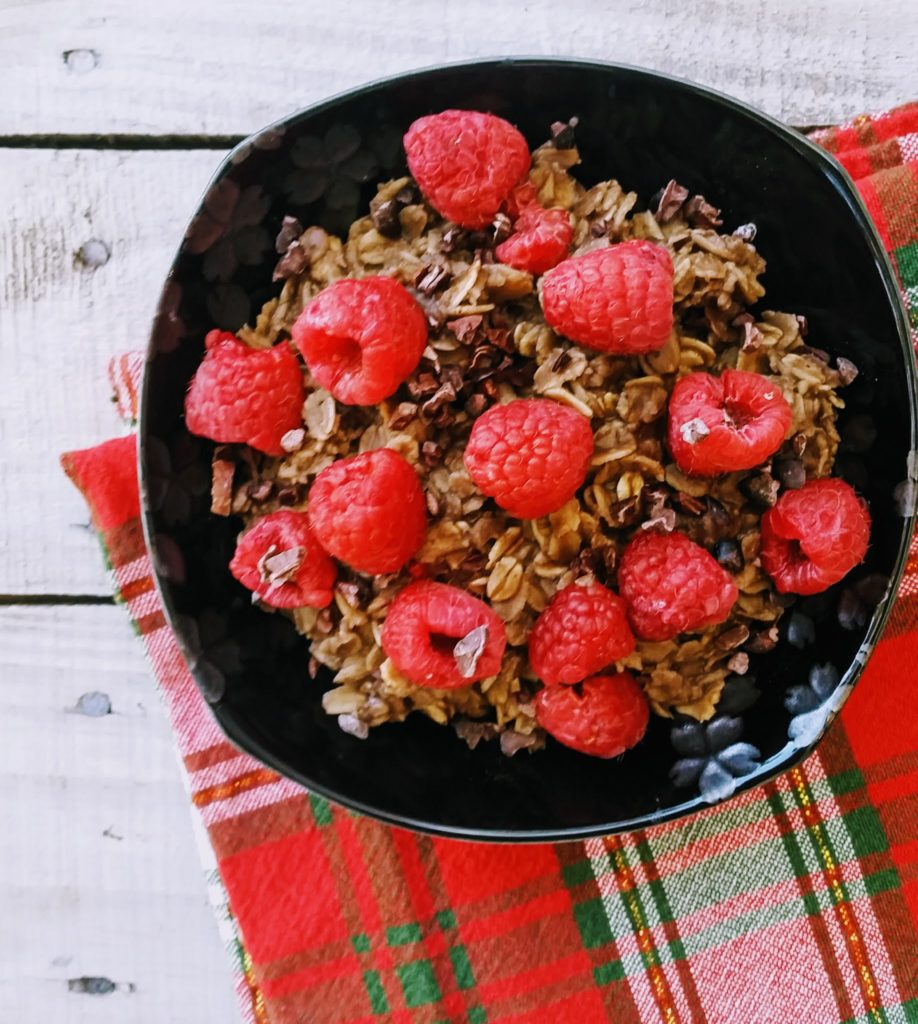 Three Kings Cocoa Spice Winter Oatmeal