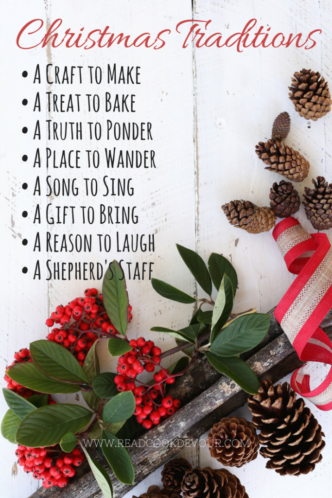 Establishing Family Christmas Traditions | Savoring the Season